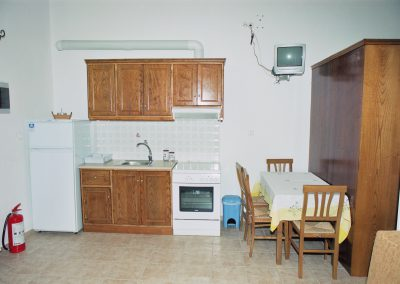 Interior view Razi beach apartments Lefokastro Pelion4