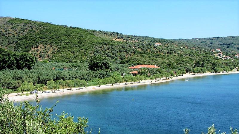 Razi beach Lefokastro