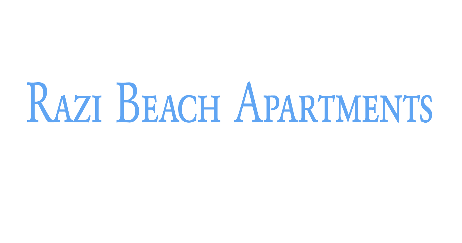 Razi beach apartments  - Lefokastro - Pelion Greece